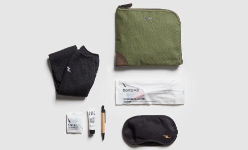 Flagship Business international amenity kit